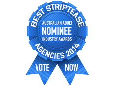 Winner 2013 Best Strip Tease